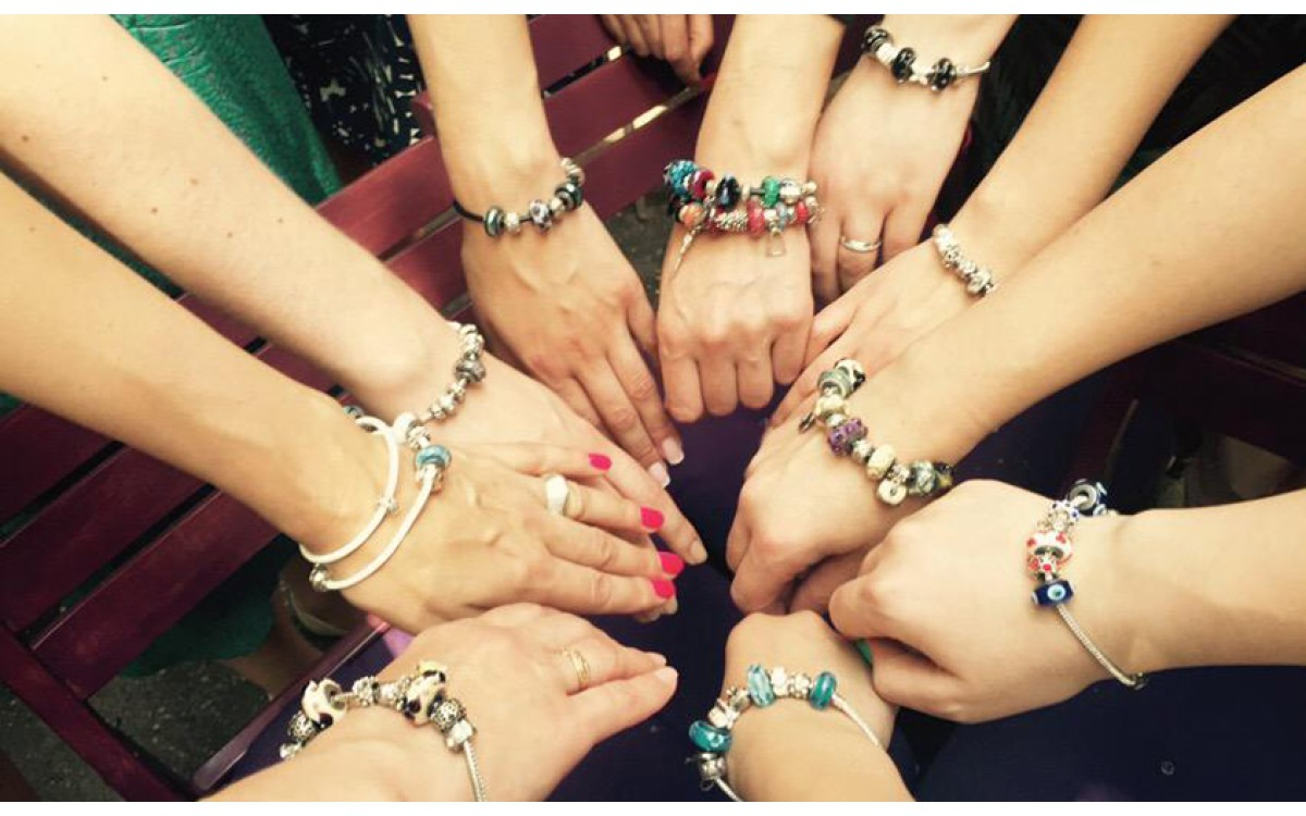 Master-class on SWEETBOX beads making. Photo report