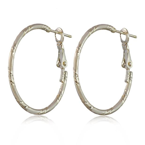 Earings (round basis)