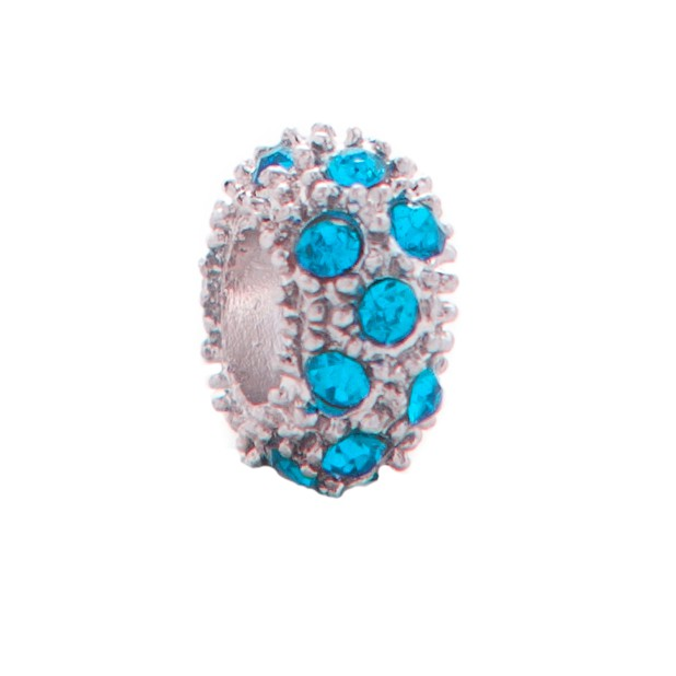 Сrystal placer (turquoise)