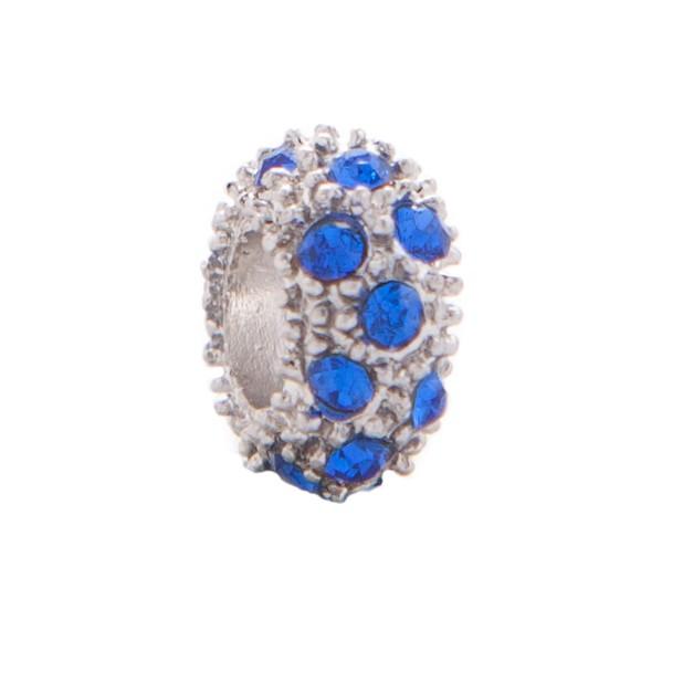 Сrystal placer (aquamarine)