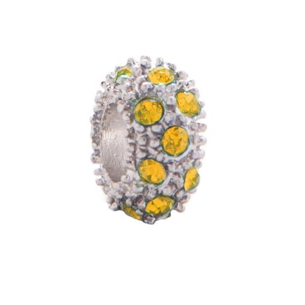 Сrystal placer (gold)