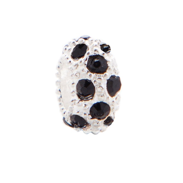 Crystal Bead scattering (black)