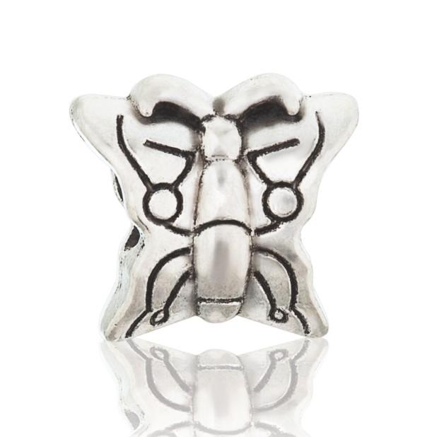 Бусина Крылья бабочки