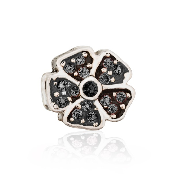 Bead Flower fragrance (black)