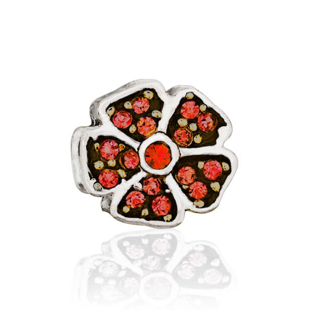 Bead The floral fragrance(red)