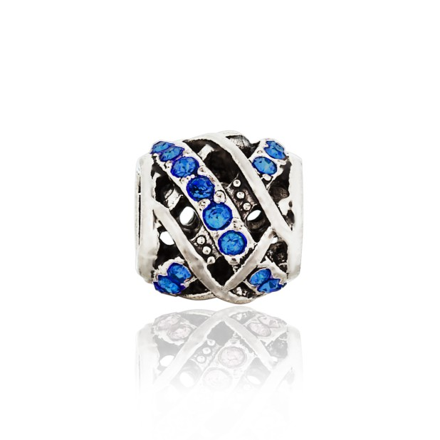 Bead Melange (blue)