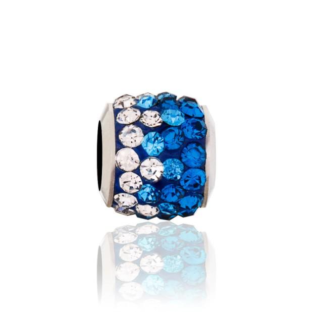 Bead Mosaic (blue)