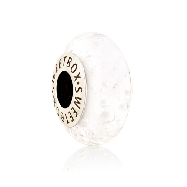 Bead Geyser white