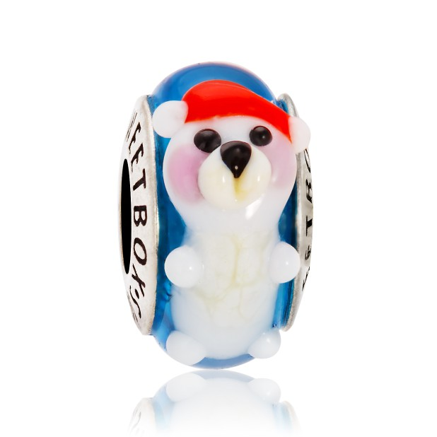 Bead Polar Bear