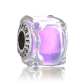 Bead Tender lavender Ice Cube (Silver)