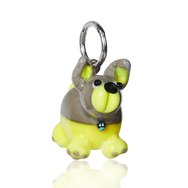 Pendant Sunny's Dog in silver
