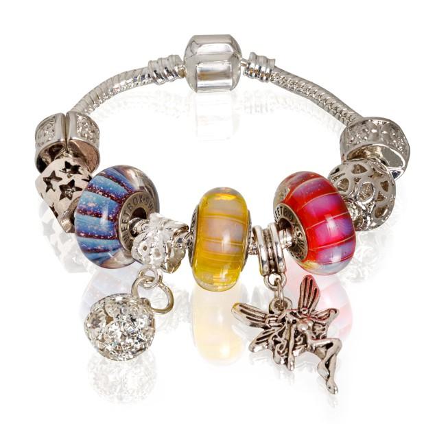 Space fantasy bracelet