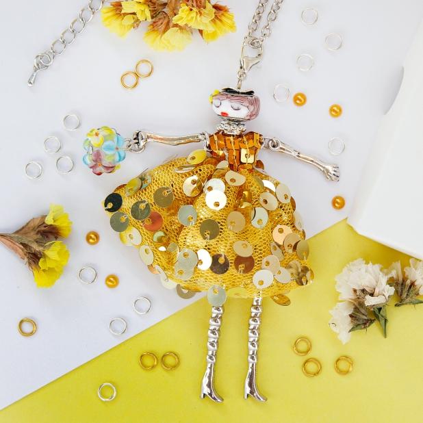 Колье Sweet Doll Миа